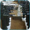 Cabeças Personalizadas para Poços